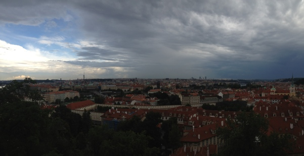 Prague Day 2 Top Of The World
